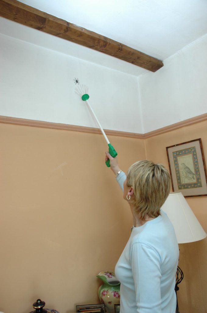 毛刷昆蟲抓取器