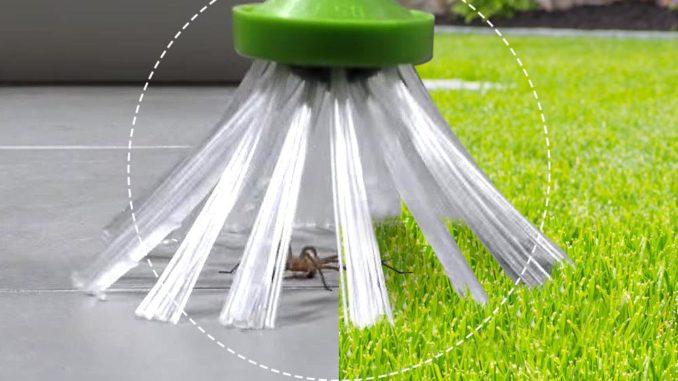 毛刷蜘蛛抓取器