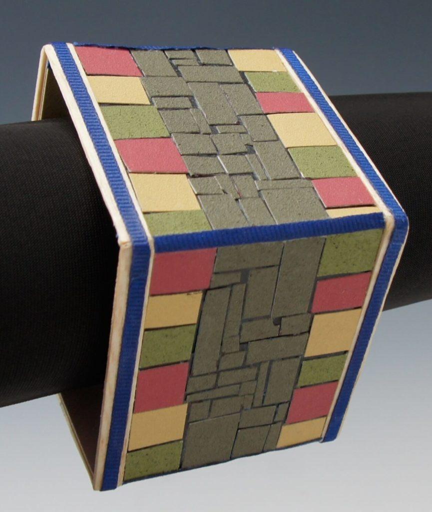 Mosaic-Paint-Chip-Bracelet